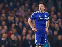 John Terry verlängert seinen Vertrag beim FC Chelsea bis 2016