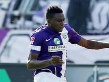 Solomon Okoronkwo vor Wechsel nach Sandhausen