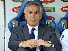 Giampietro Manenti und Parma droht Amateurliga-Neustart