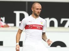 Rausch brachte den VfB Stuttgart II mit 1:0 in Führung