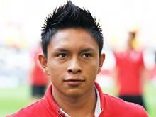 Cristian Ramirez verlässt den 1. FC Nürnberg