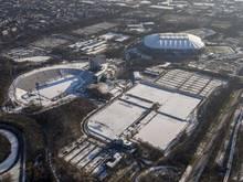 Umbauarbeiten auf dem Schalke-Gelände haben begonnen
