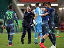 Wolfsburgs Pleite gegen Neapel ließ die TV-Quote fallen