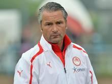 Storck unterschreibt als Sportdirektor von Ungarn